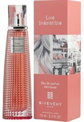 GIVENCHY Live Irresistible (Парфюм Живанши) - 75 мл.