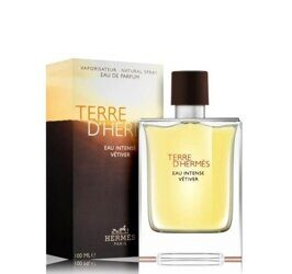 Terre D.Hermes Eau Intense Vetiver Herms 100 ml.