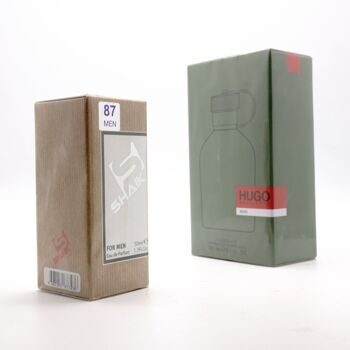 SHAIK M 87 (HUGO BOSS HUGO FOR MEN) 50ml