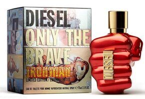 Diesel  -Only The Brave Iron Man  75ml
