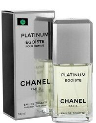 Chanel -Egoiste Platinum 100ml Польша