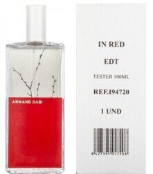 ARMAND BASI In Red EDT (Тестер Арманд Баси) - 100 мл.