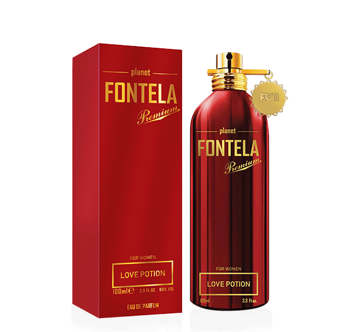"Fontela Premium "" Love Potion"", 100 ml"