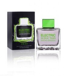Antonio Banderas  -Electric Seduction in Black for Men