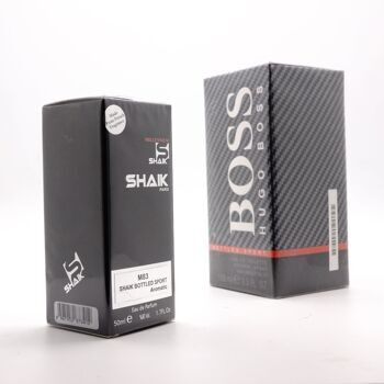 SHAIK M 83 (HUGO BOSS BOTTLED. SPORT. FOR MEN) 50ml