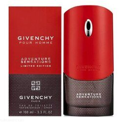 Givenchy  -Givenchy Pour Homme Adventure Sensations 100ML
