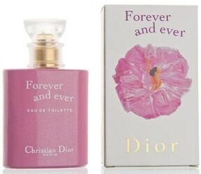 CHRISTIAN DIOR Forever And Ever (Парфюм Кристиан Диор) - 50 мл.