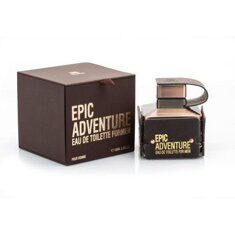 EPIC ADVENTURE eau de toilette for men 100ml