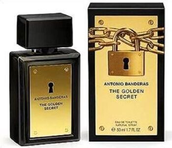 Antonio Banderas The Golden Secret Man. 100ml